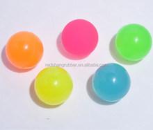 colorful food grade silicone rubber balls