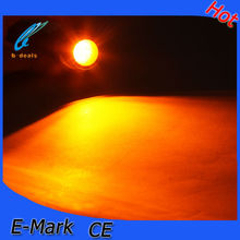 plug and play e92 6w led marker angel eyes 6w H8 yellow led bulb for car accessories