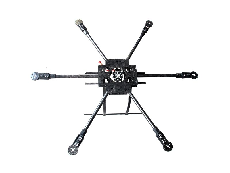 Xaircraft X650-V4 Carbon Fiber Quadcopter 650mm Wheelbase Multi ...