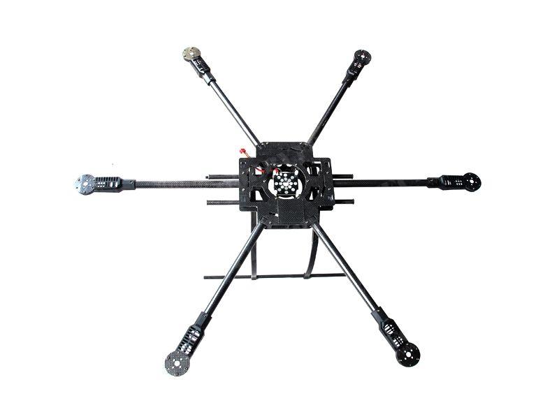 Xaircraft X650-V4 Carbon Fiber Quadcopter 650mm Wheelbase Multi ...