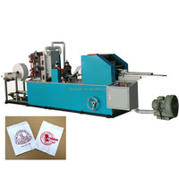 Automatic Low Folding MG Napkin Paper Making Machine