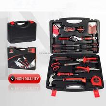 carbon steel 31PCS hand tool kit hardware maintenance tool