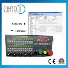 Trenza elastoméricos tejida tela de inspección de datos sistema de análisis
