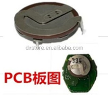 VL2020 battery car remote key rechargeable battery VL2020 Rechargeable button cell battery