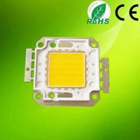 LED SMD Chip Bulb 2800K 50W warm white Super Bright High Power led For Floodlight