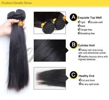 unprocessed 24 inch 100 percent indian remy human braiding hair in dubai