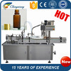 On sale Automatic adhesive plastic bottle filling machine ,tomato sauce capping filling machine(trade assurance)