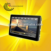 2012 latest 4.3 inch touch screen cheap mp5 player