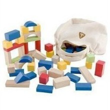 Educational toy wooden brain puzzles and toys for the kids explore for IQ development