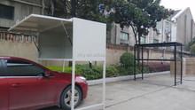Over bonnet car park storage system / car park storage boxes (ISO SGS TUV approved)