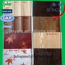 Moisture-Proof,Mould-Proof,Sound-Absorbing,Waterproof Function and Rectangle Ceiling Tile Shape ceiling pvc