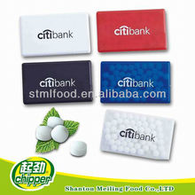 7g Promotion Sugar free mint card
