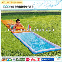 Walmart children single cheap inflatable water slide for sale