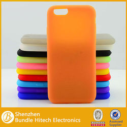 New arrival!mobile phone silicon case for iPhone6,custom phone cases