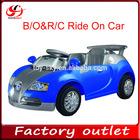 Rc passeio em carro criança brinquedo do carro da criança passeio em brinquedos Huada 6878