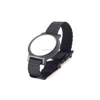 high quality with ISO14443A protocol passive rfid small card rfid nylon wristband