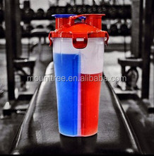 Professional Customize BPA Free Gym Protein Shake Bottle