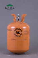 High quality 5kg disposable cylinder packing R290 Refrigerant gas