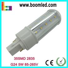 High Brightness 5W 7W 9W 11W G24 LED Corn Light/G24 LED Bulb Light/G24 LED Lamp