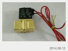 Manufacturer brass normally closed water solenoid valves 2P025-06 Two-Port ,Gas,1/8 BSP,NPT,PT