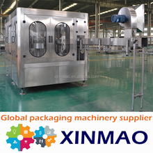German quality water filtration and bottling line pure water filling machine/mineral water filling machine