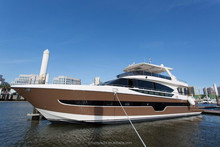 25.9m Flybridge luxury yacht for sale