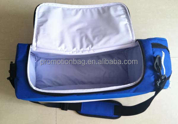 Wholesale insulated trunk frozen food travel bags