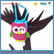 OEM body care rubber holder hand sanitizer