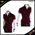Oem service factory prix d'africaines gros chinois chemise des hommes