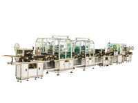 Electric Motor Armature Fully Automatic Production Line