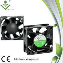 China manufacturer mini quiet XJ6025H 3D printer cooling fan