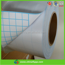 FLY stable quality 70um glossy photo lamination film, paper blue film for protection