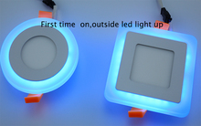 Looking For Indian agents gshock led skylight led light accessories glass panels12+6W stock in China