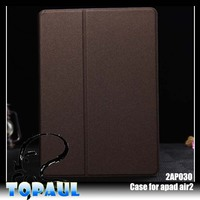 The new generation universal tablet PU case For iPad2/3/4