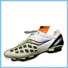 White cleats soccer shoes for wholesale