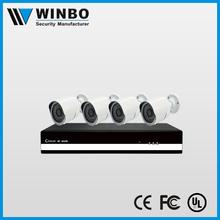 WINBO DIY P2P 4CH POE CLOUD NVR KIT