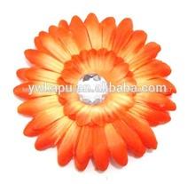 Falsos hermosa flor de la margarita, daisy pétalos de flores, margarita flores artesanales