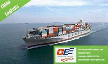 Express Shipping From China to Ireland by Door to Door Service