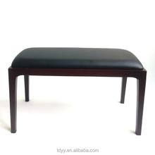 TDH-514 QVB JIANDE TONGDA BROWN COLOR SHOE BENCH SHOE RACK WOOEDN stools&ottomans