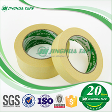 Cheap price masking tape manufacturers widely used by cars masking