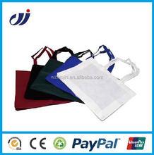 Waterproof custom printed craft non woven shopping bags