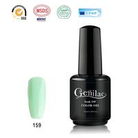 Environmental protection 2015 hot products of band Genilac uv soak off nail gel polish