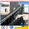 cooling screw conveyor system good quality belt conveyors machine automatic unloading conveyor