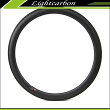 U Shape carbon road rims bicycle rim 50mm WU5C for road bike bycicle LIGHTCARBON