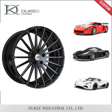 OEM forged widely used alibaba alloy car wheels 19 20 inch 5x120 5x114.3 5x100