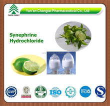 GMP factory supply herb Synephrine Hcl