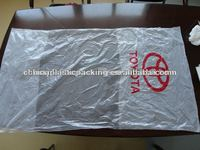 Toyota disposable car seat cover exported to Saudi Arabia