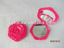 plastic double side rose mirror AVON brand