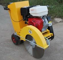 honda engine road cutter, concrete cutting machine