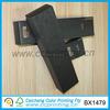 Black flat pack kraft paper pen boxes